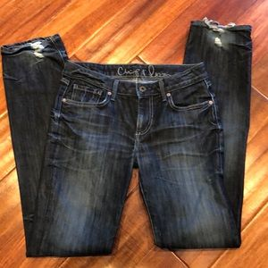 Chip and Pepper Straight Jeans 28
